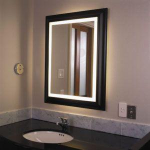 Lighted Bathroom Vanity Mirrors