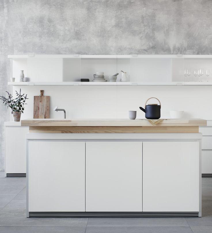 77 besten k che minimum einrichten bilder auf pinterest k chen moderne k chen und tierheime. Black Bedroom Furniture Sets. Home Design Ideas
