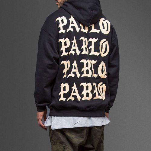 Paris-4-The-Life-Of-Pablo-TLOP-I-Feel-like-Pablo-Black-Sweatshirt-Hoodie-merch