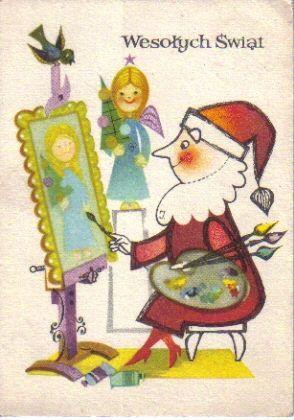 67 best Wesołych Świąt images on Pinterest | Vintage christmas ...