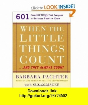 9 best torrent book images on pinterest tutorials pdf and book when the little things countd they always count 601 essential things that fandeluxe Images