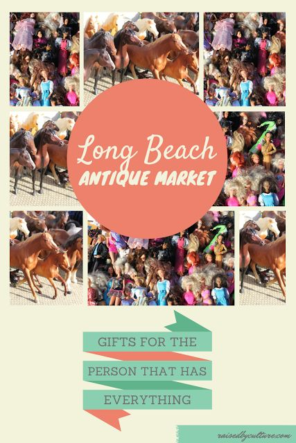 Find Gifts For The Person That Has Everything At Long Beach Antique Market #lbflea