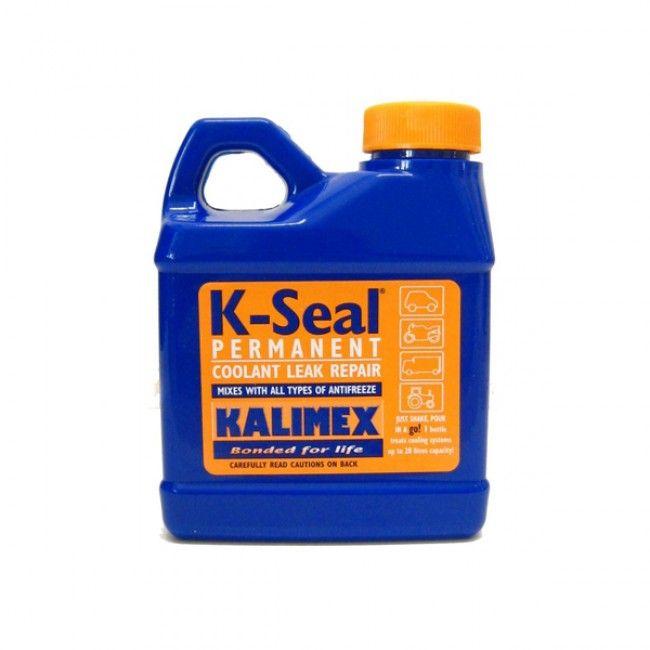 K-Seal Coolant Leak Repair One Step Treatment for Head Gasket, Block/Head Sealer, Radiator Stop Leak (236ml)