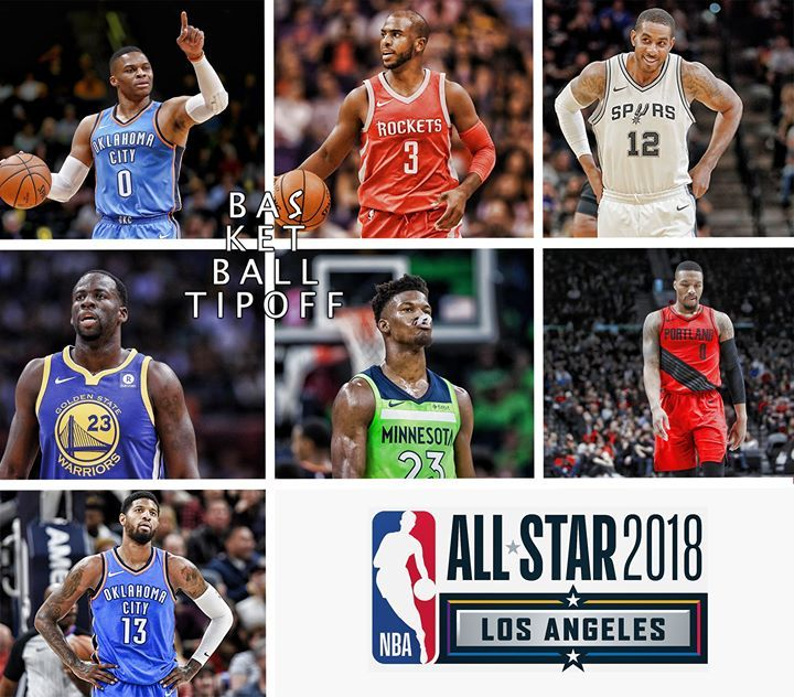 Riol13's 2018 Western Conference All-star reserves predictions are:  1. Russell Westbrook He is almost averaging a triple-double again. You knew he would be number 1 on this list. 2. Chris Paul He was the leader of that Rockets team when Harden went down. He did a pretty good job and since he got back from that injury he has been playing out of his mind. No question there. 3. LaMarcus Aldridge The Spurs are currently 4th in the West without Kawhi thanks to Aldridge. This year we can see the…