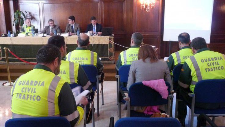 El operativo de la Semana Santa por carretera se ha organizado hoy en Jaén