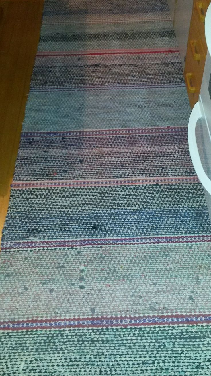 Pölkön vanha matto