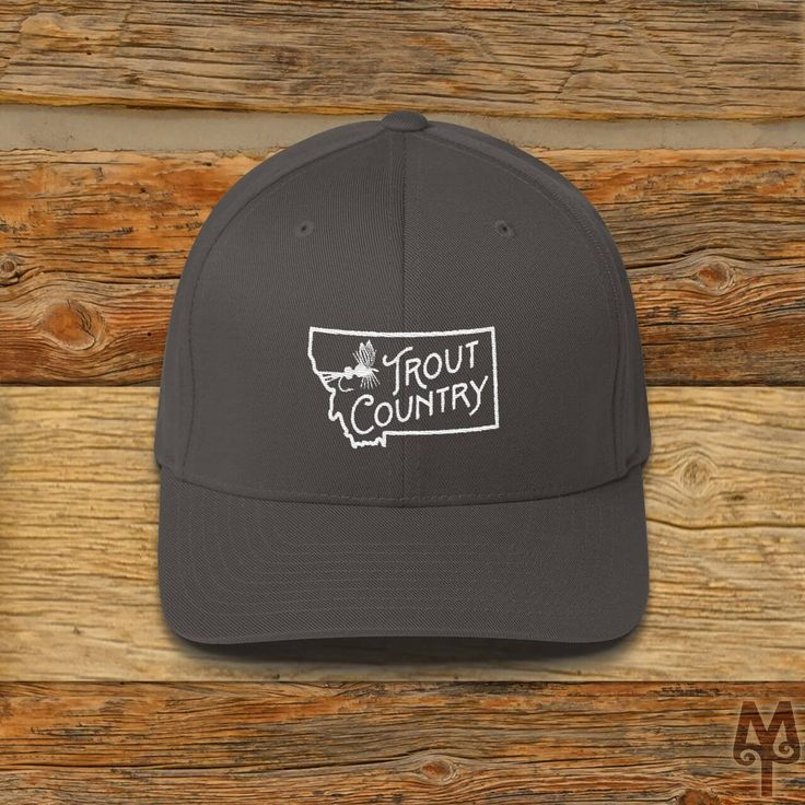 Montana Trout Country, Ball Cap