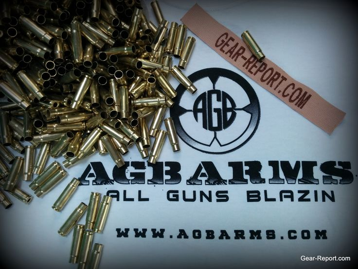 Where To Buy .300 Blackout Brass: AGBArms.com Processed .300 AAC Blackout Brass