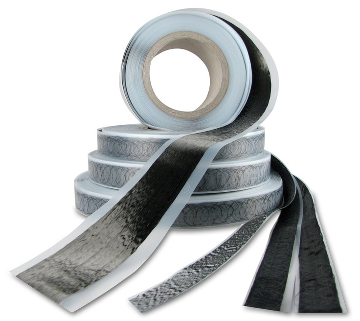 TeXtreme® Spread Tow Tapes for ultra light composites. TeXtreme® Spread Tow carbon UD tapes are produced by spreading tows of desired fiber type into UD tapes of certain areal weight and width. The spreading of tows enables producing UD tapes of very low areal weight while maintaining consistency of width.