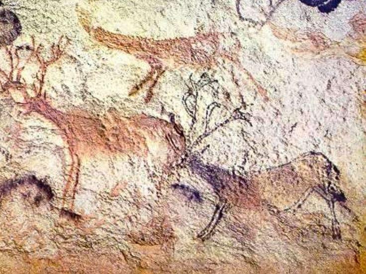 La prehistòria explicada als nois i noies de Primària i primers cursos de Secundària.