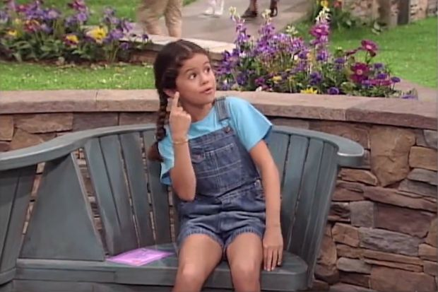 WATCH: An 11-Year-Old Selena Gomez Sings With Barney
