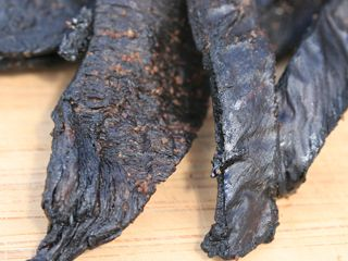 Beef Jerky recipe in the oven