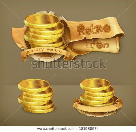 Vector coins - Google Search