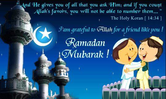 Ramazan mubarik