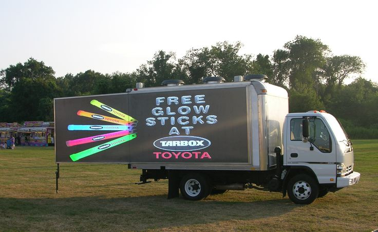 Tarbox Toyota at the South County Hot Air Balloon Fest