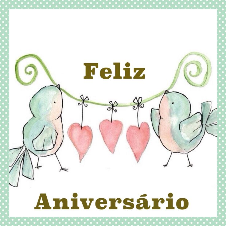 ┌iiiii┐                                                                 Happy Birthday! ~ Feliz Aniversário