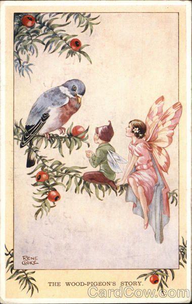 The Wood-Pigeon's Story Rene Cloke Fantasy