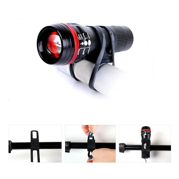 Cheap Bicycle Light, Buy Directly from China Suppliers:2x Cycling ciclismo Bicycle Bike Accessories lanterna bike farol Silicone Flashlight Holder Strap focos bicicletas luces