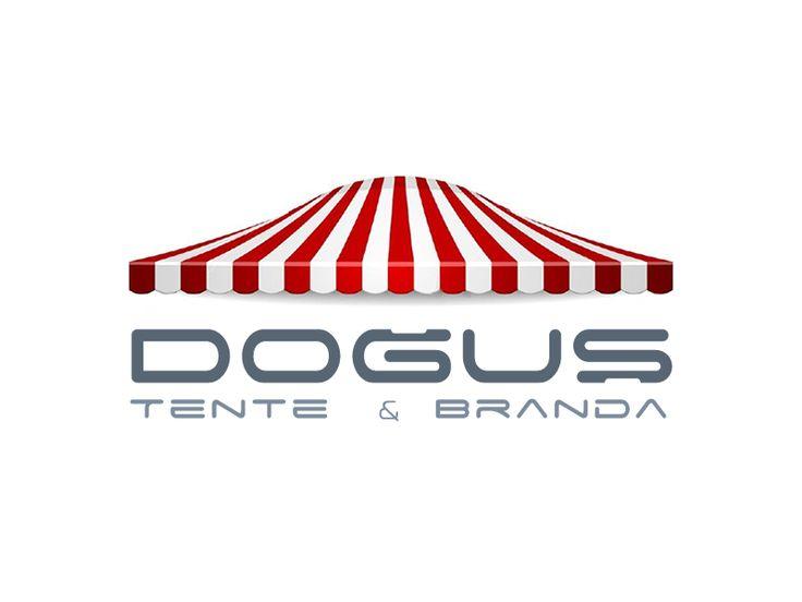 Doğuş Tente & Branda logo tasarımı