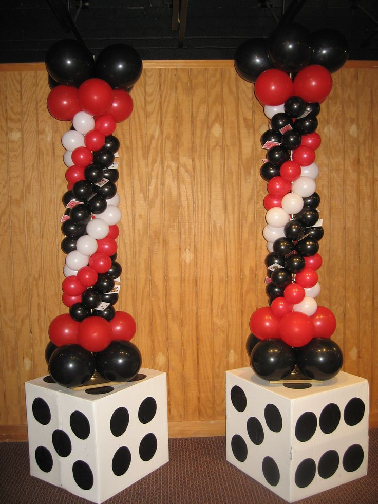 Casino Night Party Decorations 60 best casino night images on pinterest | casino theme, vegas