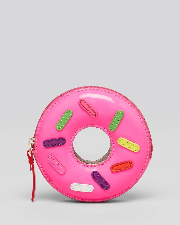 kate spade new york Coin Purse - Donut   Bloomingdale's