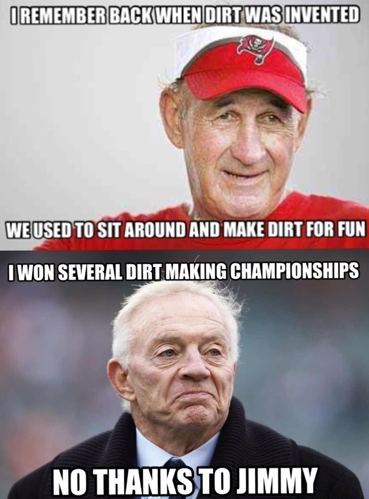 Monte Kiffin so old....