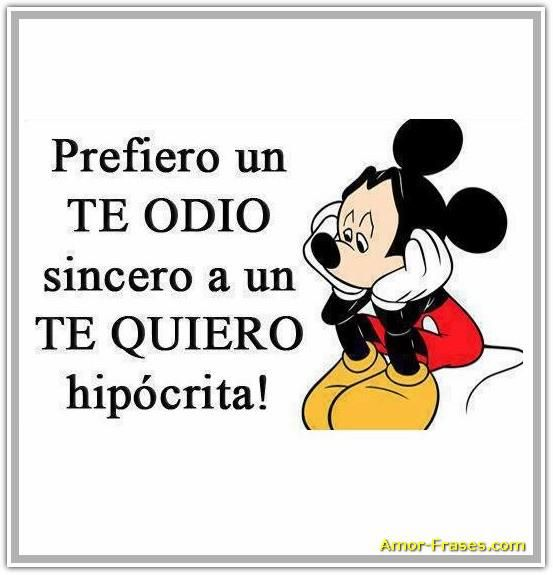 19 best mickey mous con frases images on pinterest for Cuadros para poner fotos