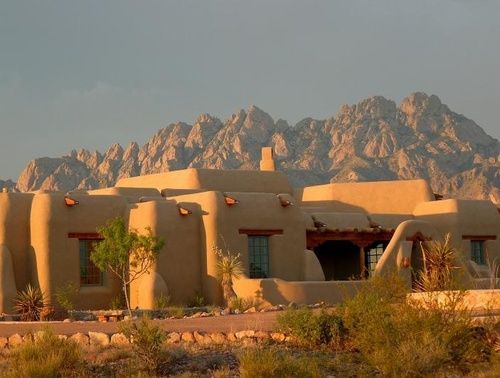 1000 images about adobe spanish colonial pueblo revival for Home builders in las cruces