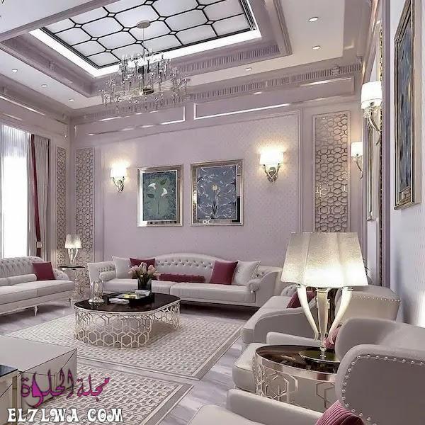 ديكورات مجالس 2021 مجالس فخمه تحرص الكثير من الأسر على تخصيص غرفة معينة من أجل أن تكون مج Interior Design Dubai Luxury Interior Design Moroccan Style Interior