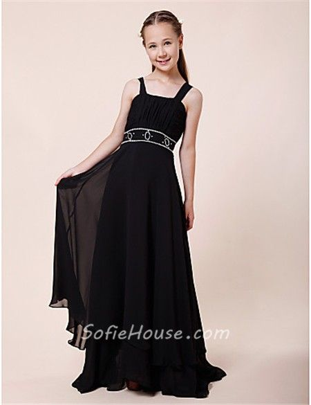 Long Black Dresses For Teenagers - Missy Dress