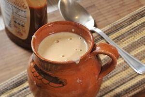 Atole de cajeta | Cocina y Comparte | Recetas de @cocinaalnatural
