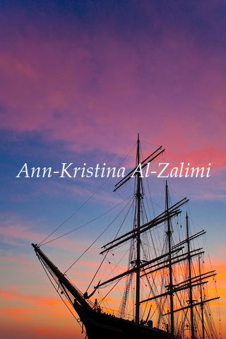 by Ann-Kristina Al-Zalimi, pommern, åland, ahvenanmaa, aland islands, sea, sailing boat, skandinavia, maarianhamina, mariehamn, silhouette, silhuetti, fine art photography