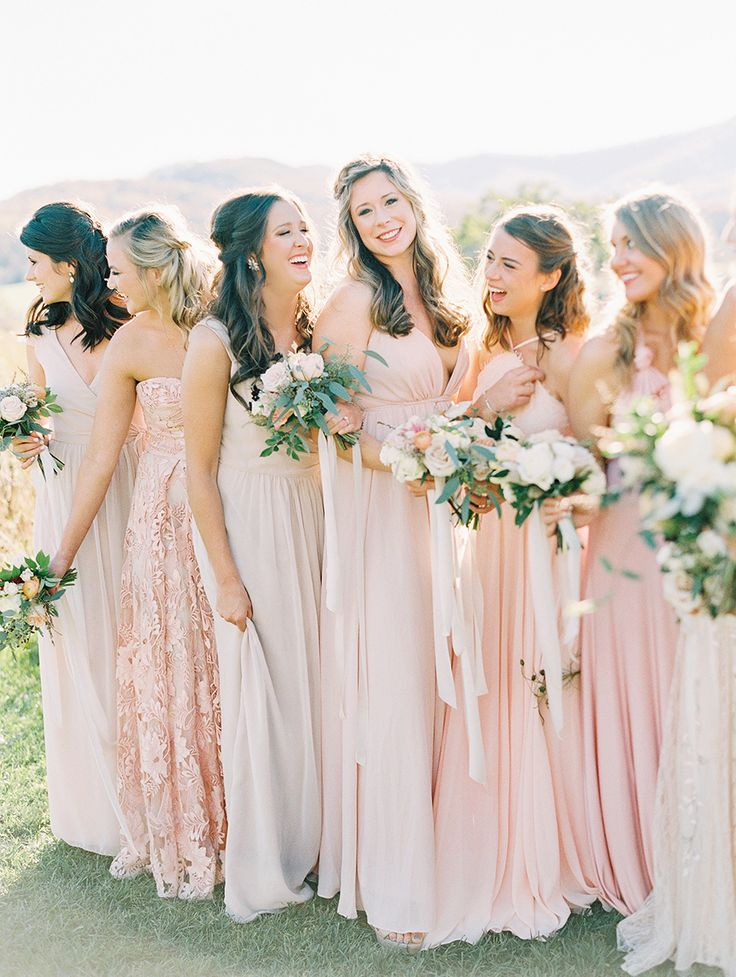 Pink wedding ideas you'll love: Photography: Katie Stoops - http://www.katiestoops.com/
