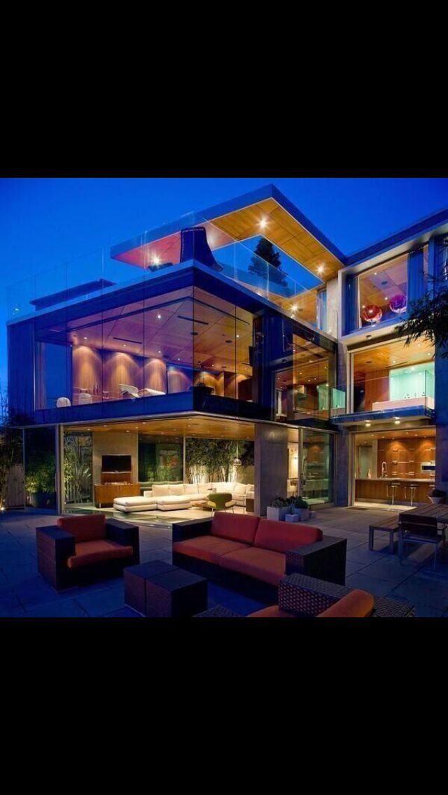 High Quality Designer Jonathan Segal Created This Amazing Home In La Jolla, California,  USA For A Friend. The Lemperle Residence Boasts Panoramic Glass Walls,  While .