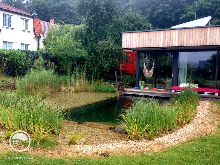 #landcape #architecture #garden #natural #water #feature #bio #pond