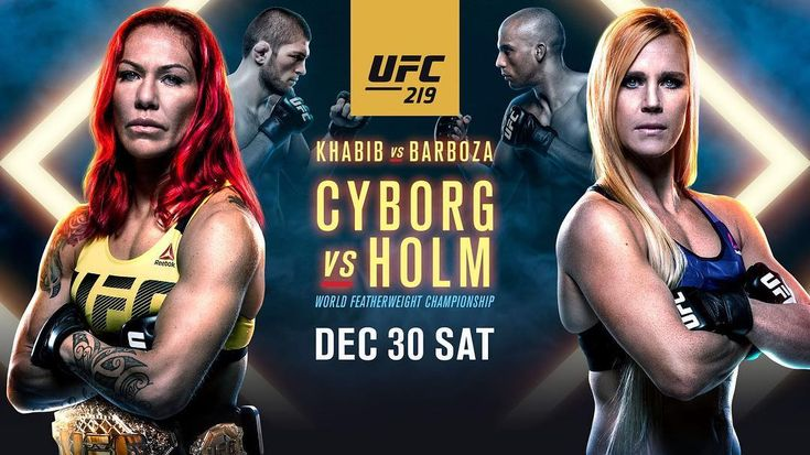 """""""I was making to fight with Ronda and when that day Holly beat Ronda I was saying maybe one day soon I was gonna fight Holly.... Hollys the girl who beat Ronda and Ronda never give the opportunity for my fans to fight me and you know maybe when I fight Holly and beat her people be like 'Ah shes the girl who beat Ronda and then Cyborg beat Holly.' Maybe people are gonna think like that. But you know I no focus anymore with Ronda Rousey. My focus now is on my next fight."""" #CrisCyborg…"""