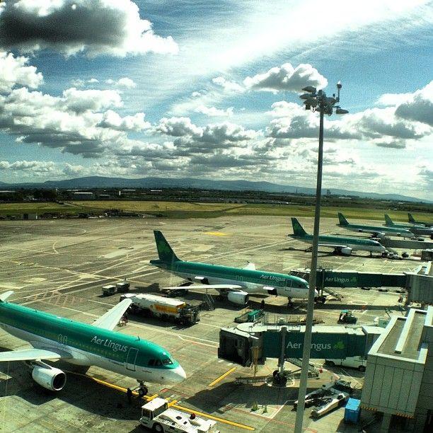 Dublin Airport (DUB) - Aerfort Bhaile Átha Cliath in Dublin