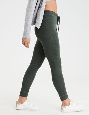 e5f83e8f50b99 AE Plush Sweater Legging by American Eagle Outfitters | Cozy up.Cozy up.  Shop the AE Plush Sweater Legging and check out more at AE.com.