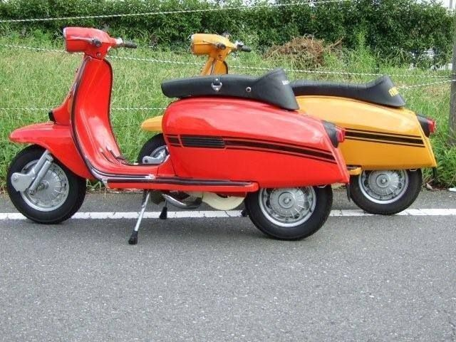 29 best images about classic 2t scooters except vespa on pinterest motor scooters cars and limo. Black Bedroom Furniture Sets. Home Design Ideas