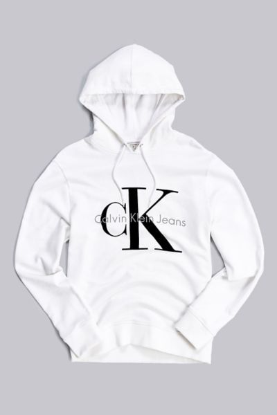 d7acce44ae5 Shop Calvin Klein Jeans Reissue Hoodie Sweatshirt at Urban Outfitters  today. We carry all the latest styles