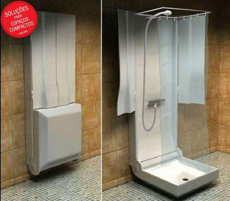 Cinco ideias para otimizar o espaço no seu banheiro » Blog Ducati | Imobiliária Ducati