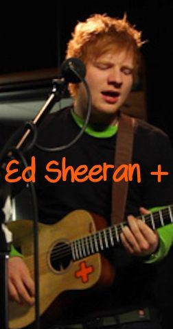 Ed Sheeran + A great album and a great gift. Click here for details : http://www.squidoo.com/ed-sheeran-songs
