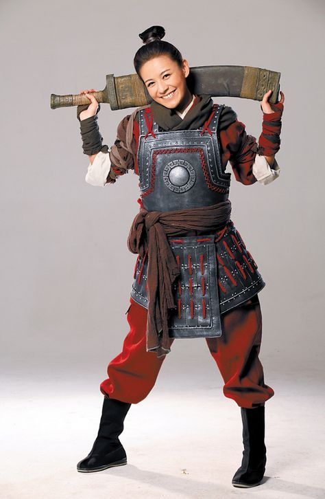 female chinese warrior - Google Search