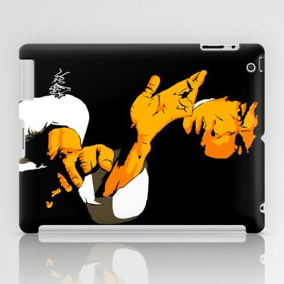 Dragon Season iPad Case by Vee Ladwa - $60.00