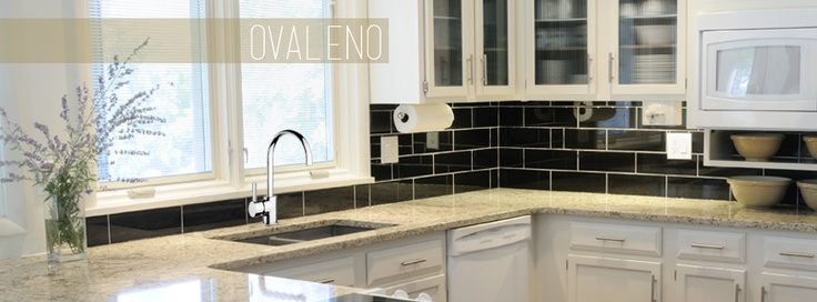 Over on the blog this week we are looking at how subway tiles are popping up in kitchens and bathrooms all over the world- & we love it! These tiles are so versatile & can be used in a variety of kitchens providing a different & unique look for all. -Foreno