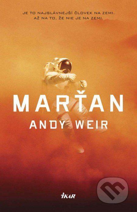 Pred šiestimi dňami sa astronaut Mark Watney stal jedným z prvých ľudí, ktorí pristáli na Marse. Dnes nepochybuje, že bude prvý, kto na ňom aj zomrie... (Kniha dostupná na Martinus.sk so zľavou, bežná cena 14,90 €)