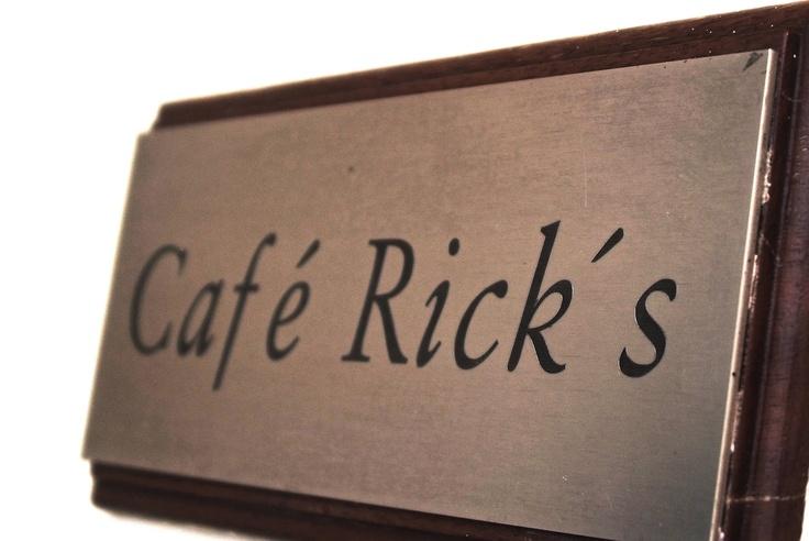 Café Rick's // Hotel Palma de Mallorca - Majorca
