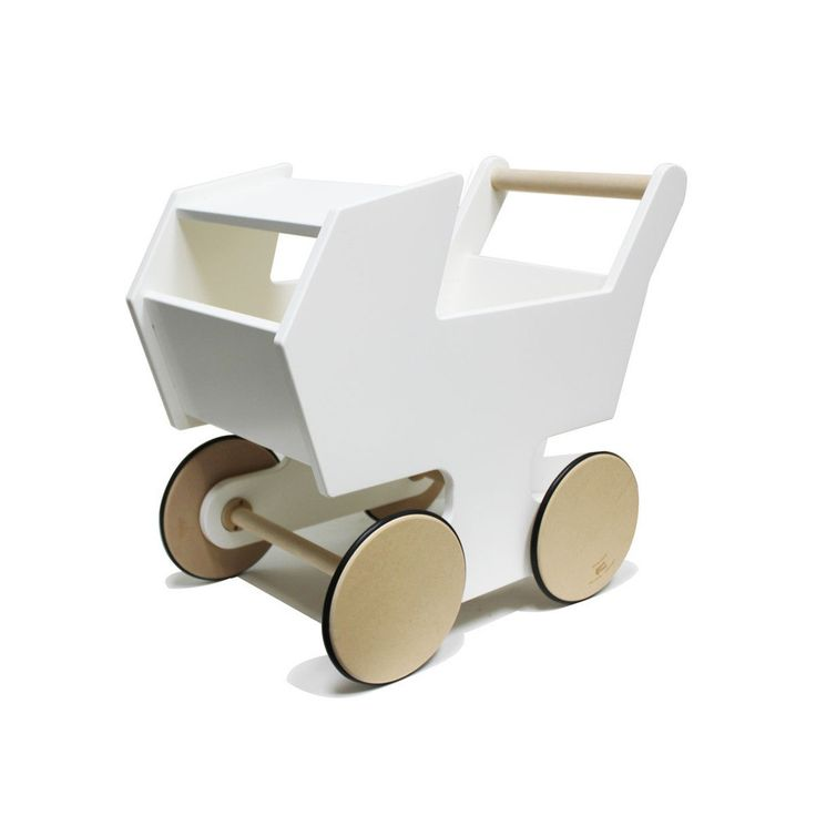 Modern and Eco friendly Kid's Stroller-Push-Cart | DLK