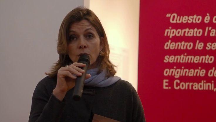 Barbara Jatta, presenta Previati La Passione, al Museo Diocesiano,  Mila...