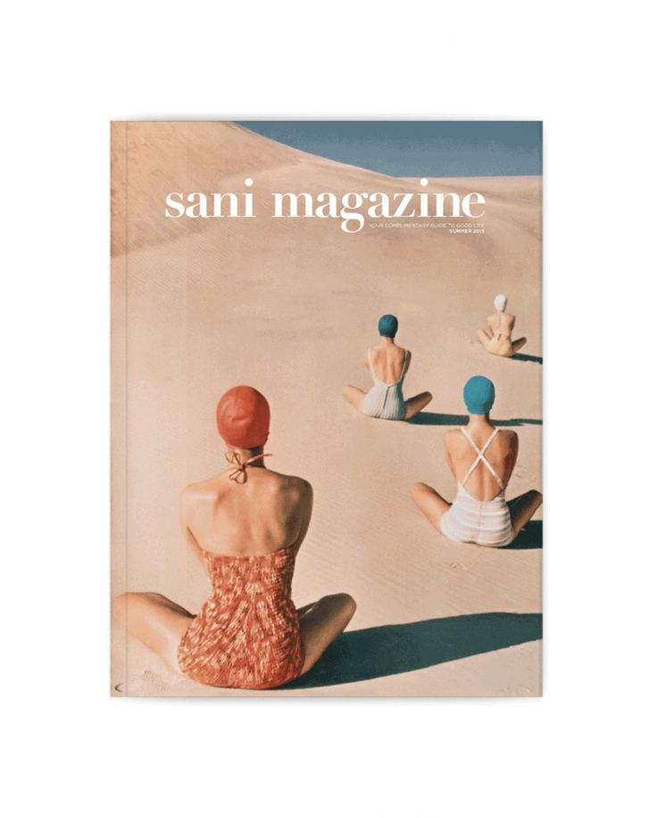 Sani Magazine by Red Creative - The Greek Foundation
